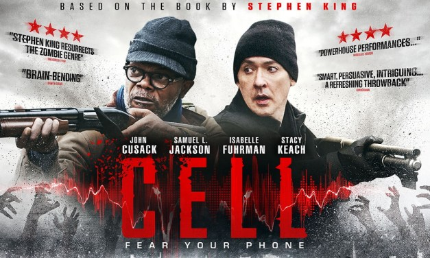 Stephen King's CELL coming to Horror Channel FrightFest this August