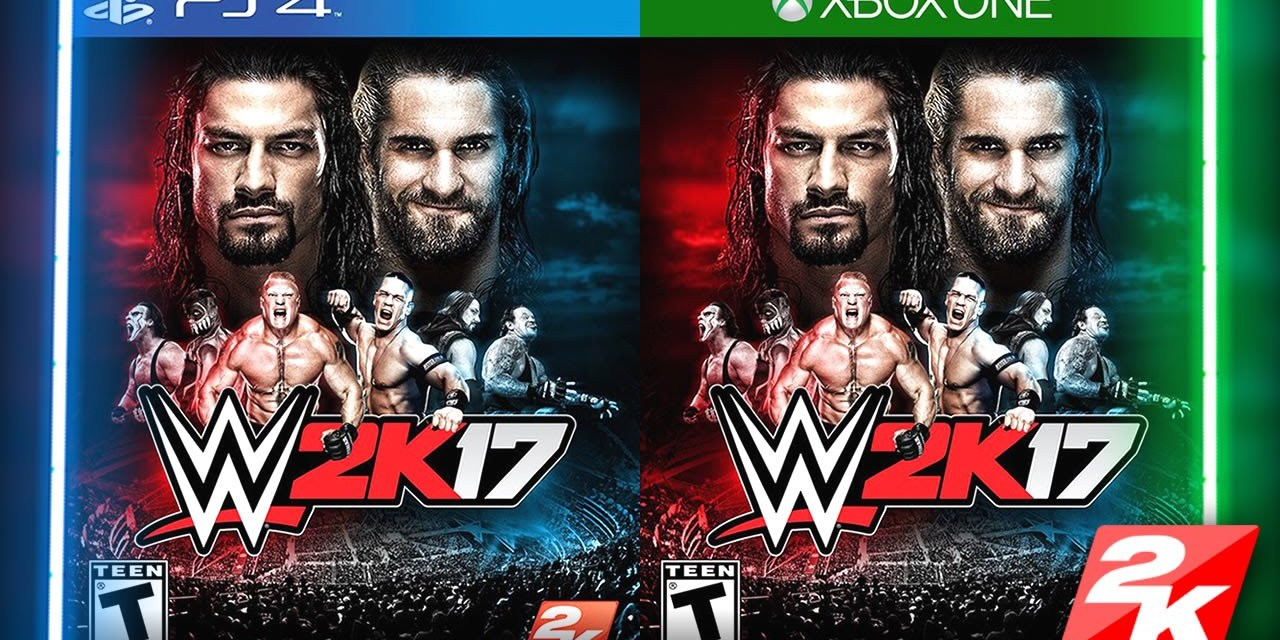 2K Announces WWE 2K17 Collector's Edition Celebrating NXT