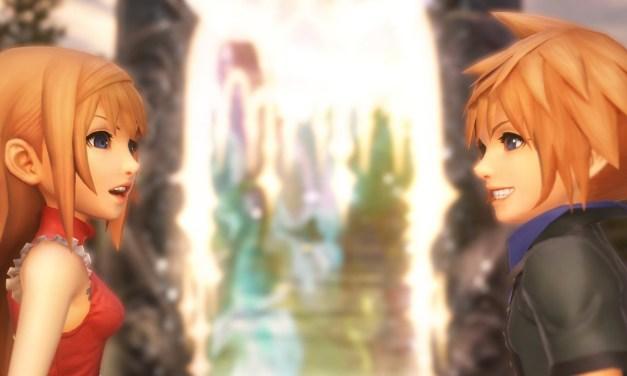 New Playable World of Final Fantasy Demo