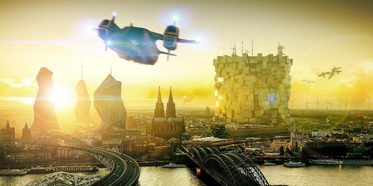 Deus Ex: Mankind Divided – Cities in 2029