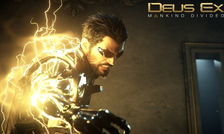 Square Enix celebrates the release of Deus Ex: Mankind by Augmenting the Deus Ex universe