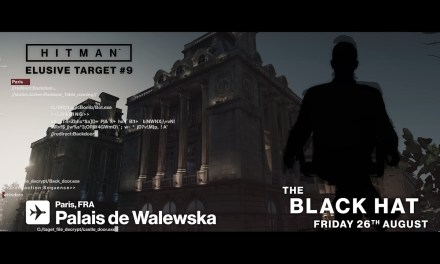 Hitman Elusive Target 9 – The Black Hat – NOW LIVE