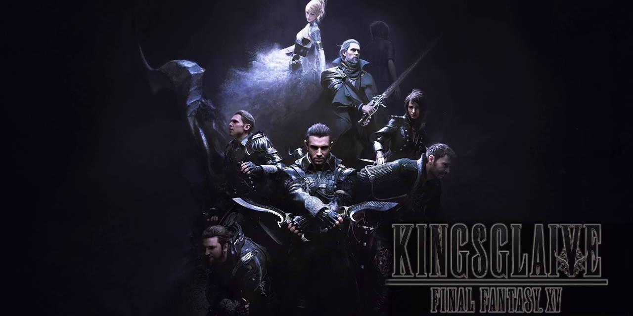 KINGSGLAIVE: FINAL FANTASY XV receives London premiere