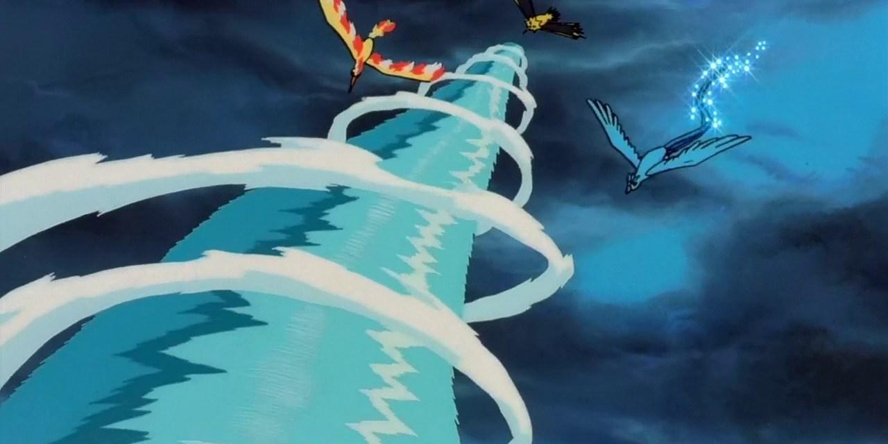 Retro Review: Pokemon The Movie 2000