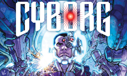 Review: Cyborg #1