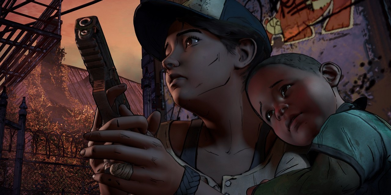 The Walking Dead – A New Frontier Premieres this November