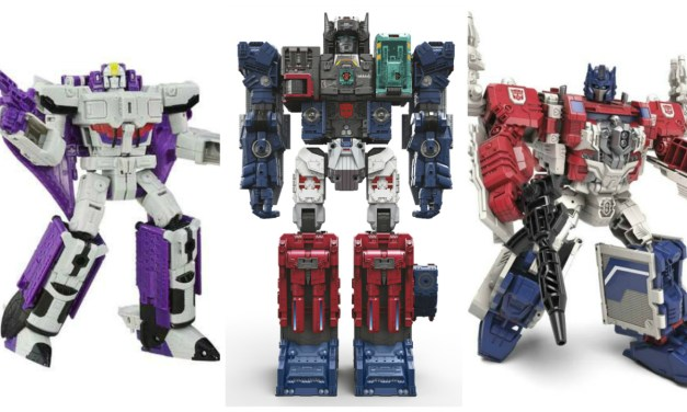 The Titans Have Returned – The Most Wanted Transformers of the Season