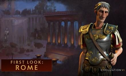 Trajan of Rome joins Sid Meier's Civilization VI