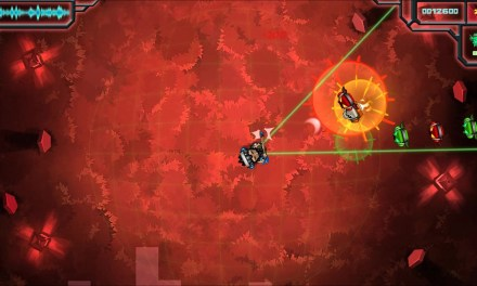 Beats of Fury unveils first Steam Greenlight trailer & gameplay video