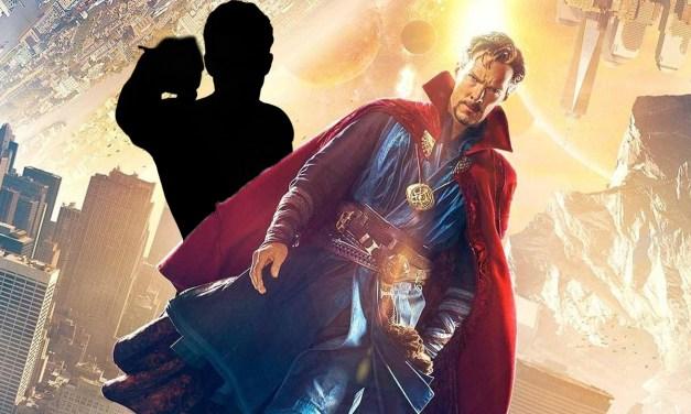 The superhero movie Doctor Strange is disturbingly similar to