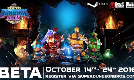 Beta Begins October 14th For Action RPG-Inspired, Rock-Themed Dungeon Brawler, Super Dungeon Bros