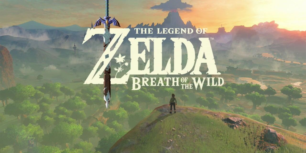 New Legend of Zelda : Breath of the Wild footage