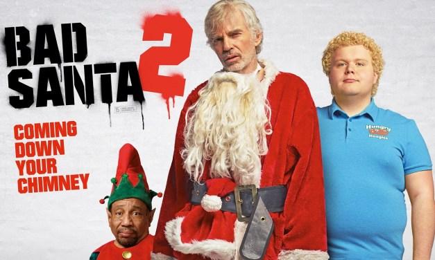 WIN! Bad Santa 2 Merchandise