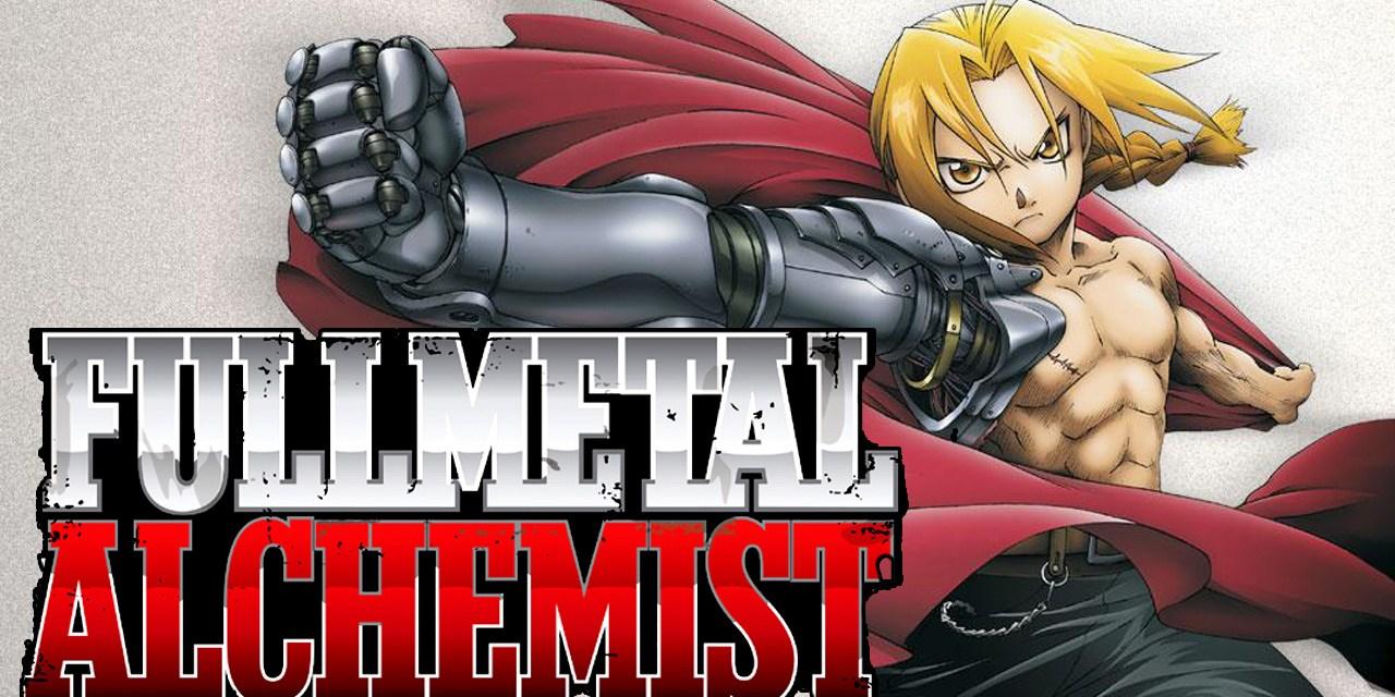 Live Action Fullmetal Alchemist Teaser Trailer