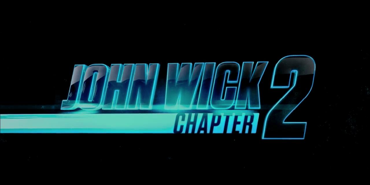 New John Wick: Chapter 2 Trailer