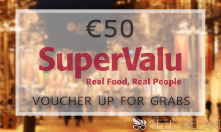 Competition: €50 SuperValu Voucher