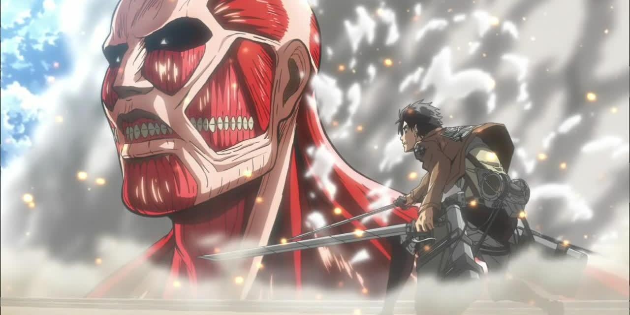 Image result for attack on titan season 1