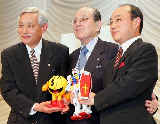 Bandai Namco President Masaya Nakamura