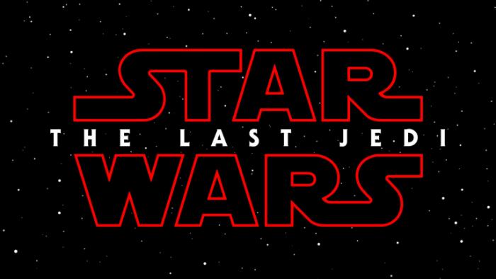 Star Wars Episode VIII The Last Jedi Title