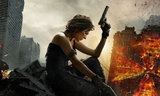 Review: Resident Evil: The Final Chapter