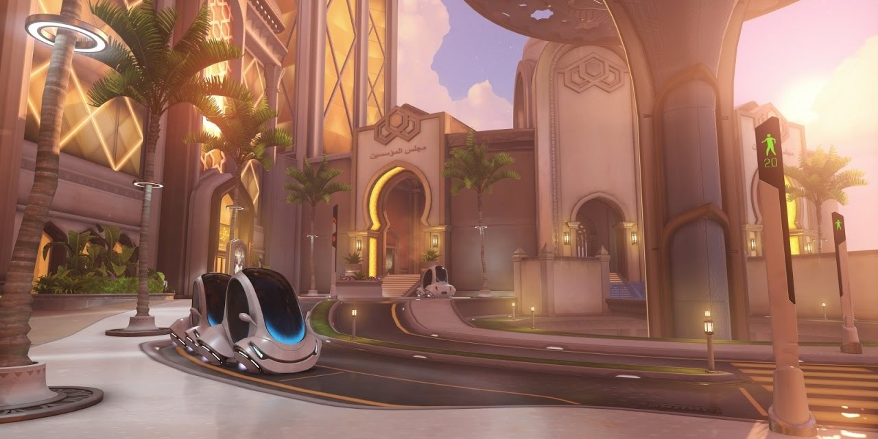 Overwatch PTR: Patch 1.7 and Oasis Update