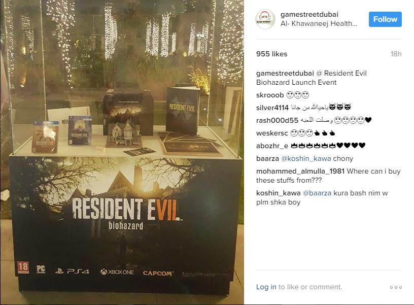 Resident Evil 7 has leaked