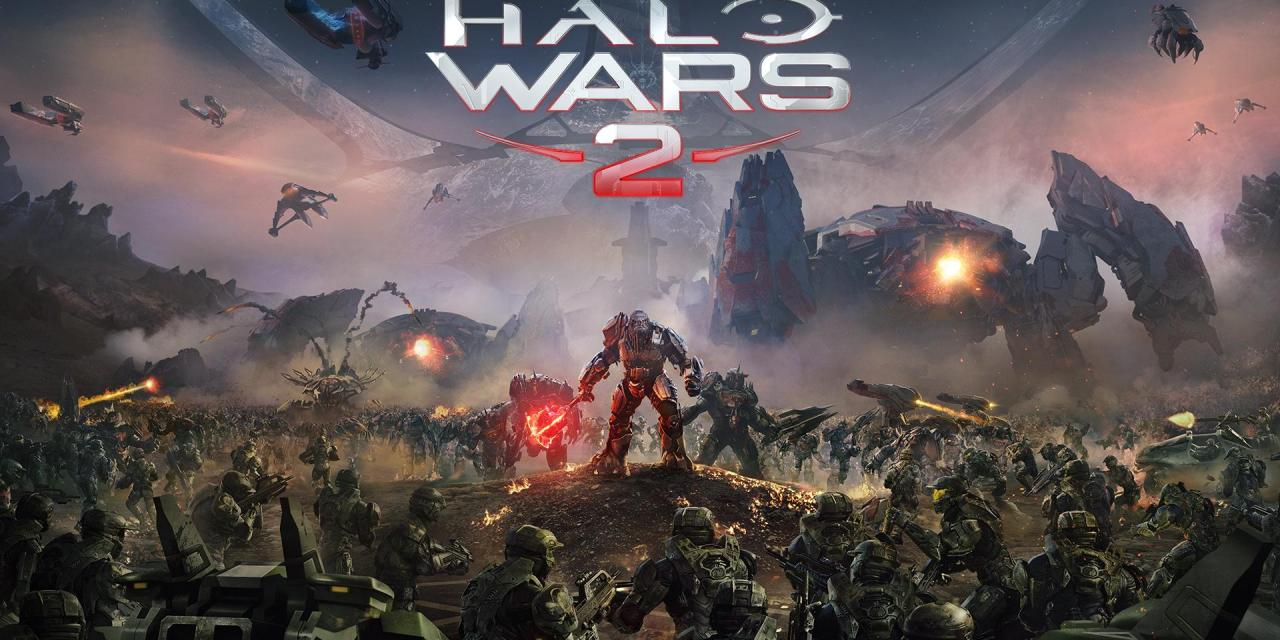 Game Review: Halo Wars 2