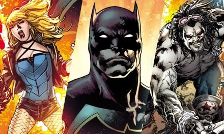 Review: Justice League of America Rebirth