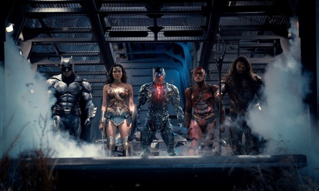 The Official Justice League Trailer is Here!