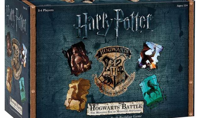 'Hogwarts Battle' Expansion Announced