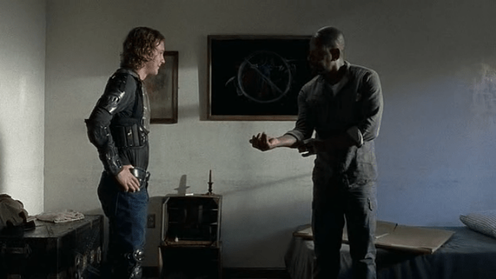 The Walking Dead S07E13 Father and Son