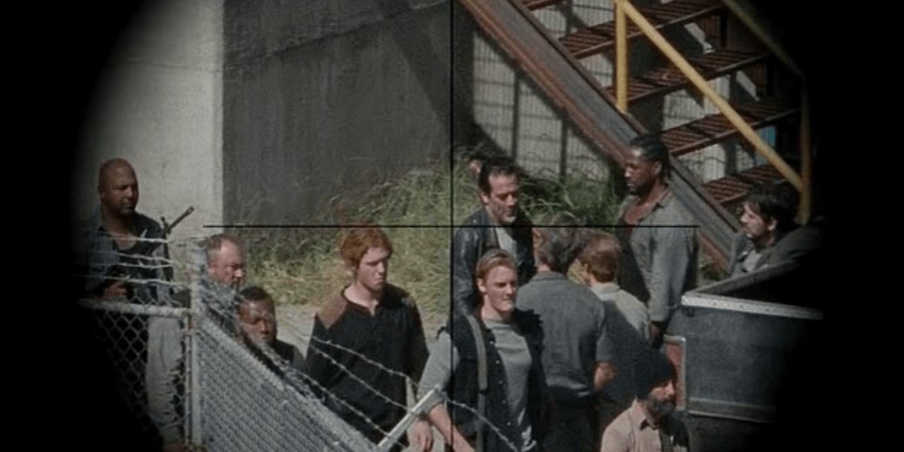 Review: The Walking Dead S07E14 The Other Side