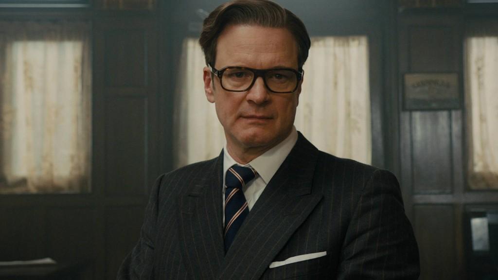 Colin Firth Kingsman Secret Service