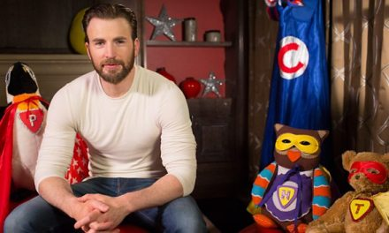 Captain America Star Chris Evans Reads CBeebies Bedtime Story