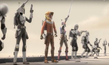 Trailer for the Final Season of Star Wars Rebels Revealed