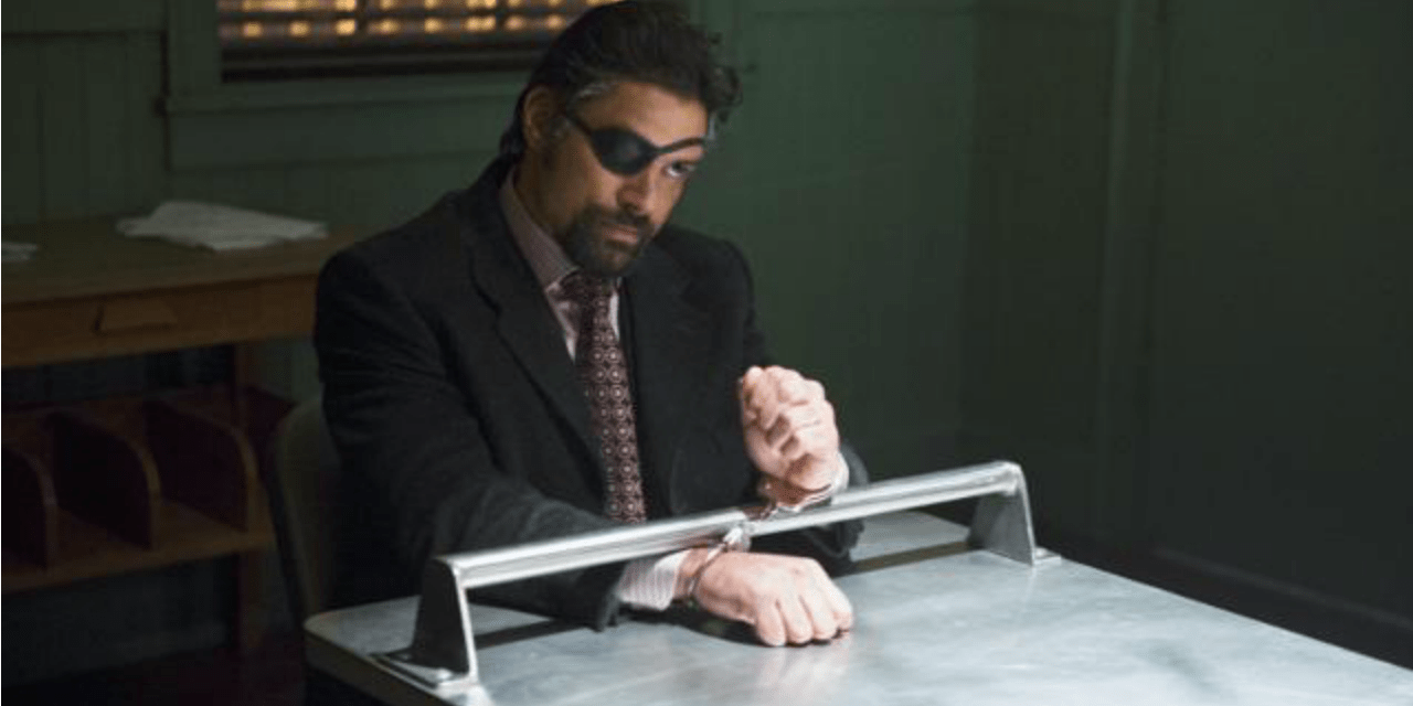 Manu Bennett WILL Return As Deathstroke To The CW's Arrow