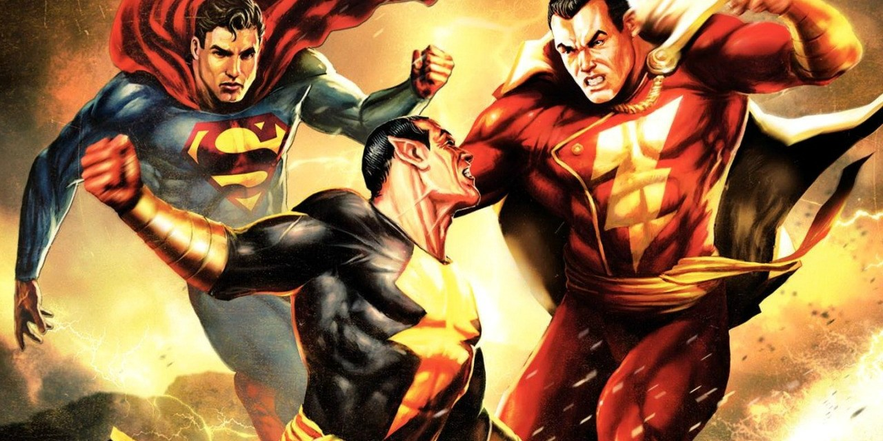 Black Adam Set To Play Huge Role In Man Of Steel 2