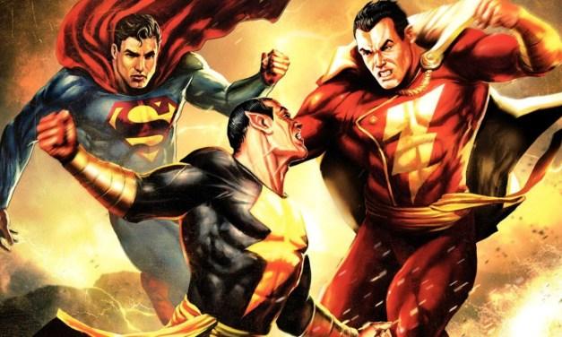 Black Adam Set To Play Huge Role In Man Of Steel 2
