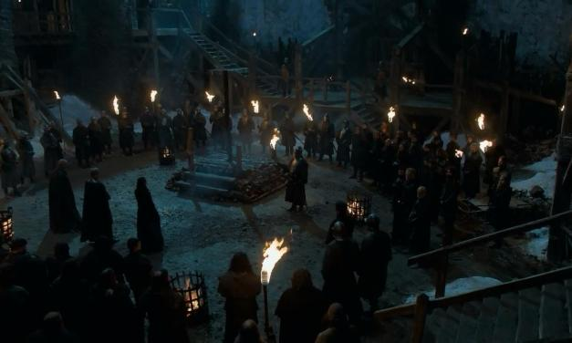 Join the Night's Watch with Sky's Stunt Training Camp!