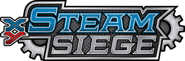 Pokemon TCG Steam Siege Logo