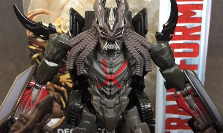 Toy Review: Transformers: The Last Knight Decepticon Berserker (Premium Edition)