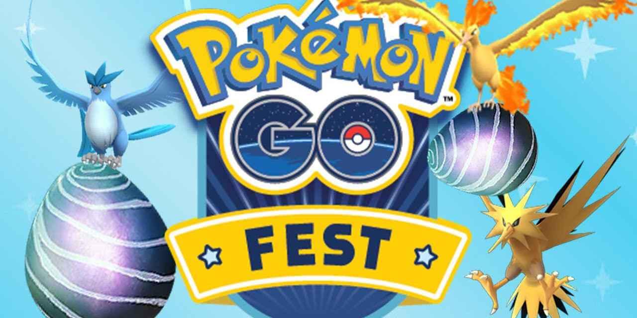 Familiar Issues Hit Pokémon GO Fest