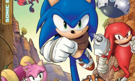 Sonic the Hedgehog Speeds Over to IDW