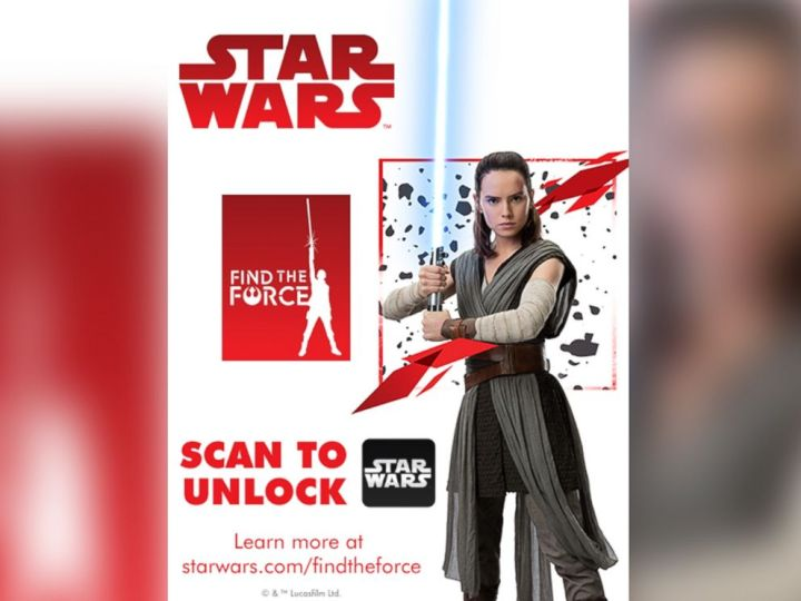 force friday find the force