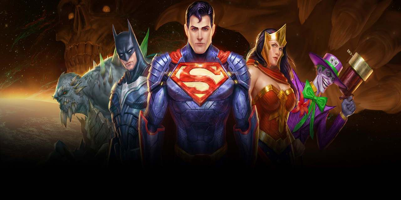Review: DC Legends