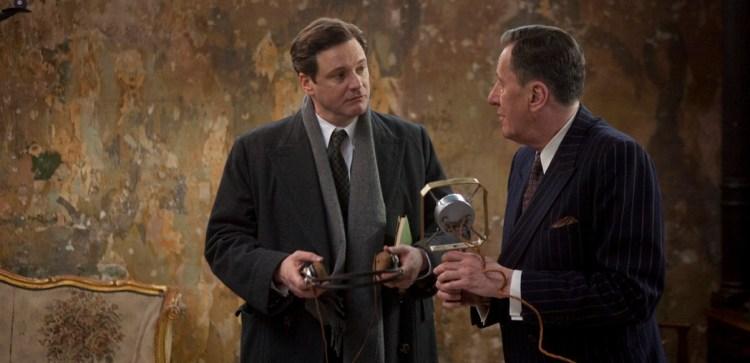 Top 10 beste Britse royals in film en TV the king's speech