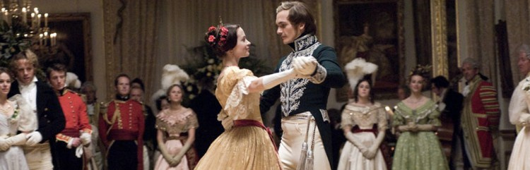 Top 10 beste Britse royals in film en TV The Young Victoria