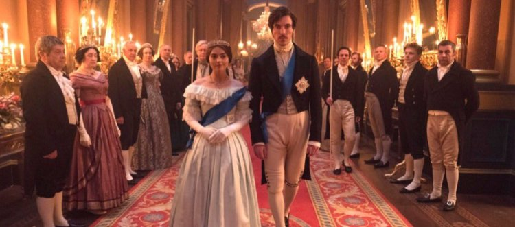 Top 10 beste Britse royals in film en TV Victoria