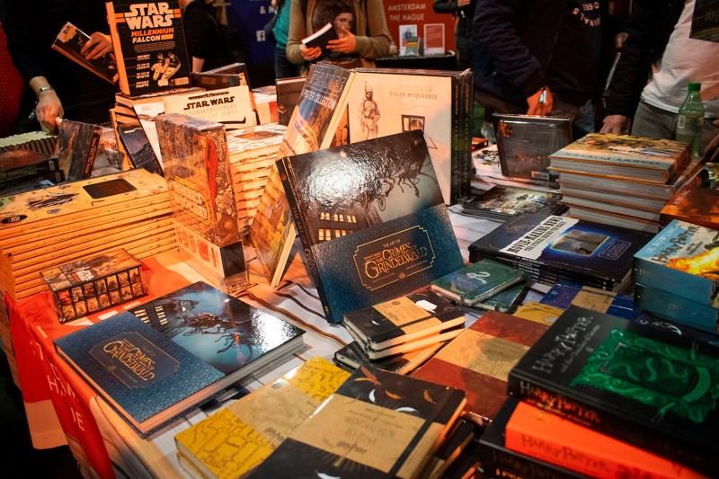 Fotoreportage: Dutch Comic Con Winter Edition 2018 American Book Center