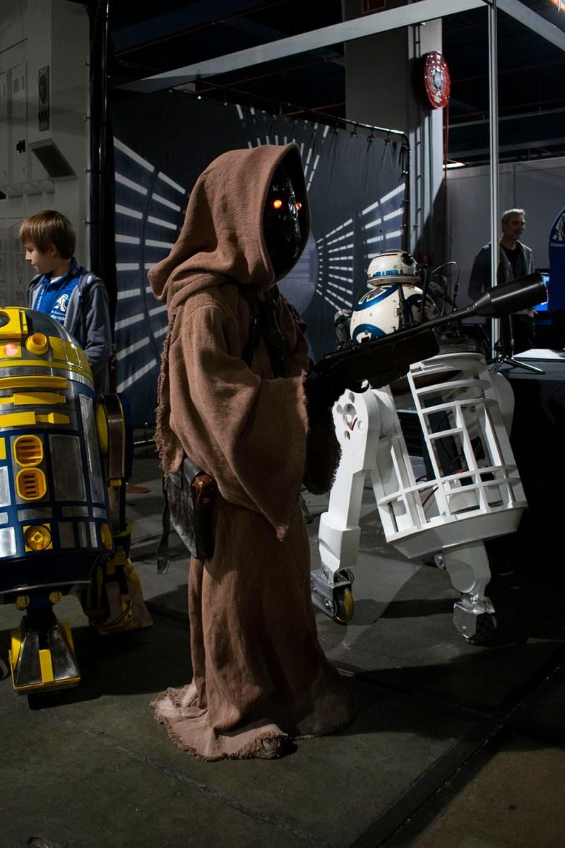 Fotoreportage: Dutch Comic Con Winter Edition 2018 R2 Builders